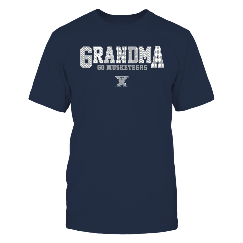Xavier Musketeers - 19070910462 - Grandma - Slogan- Patterned - IF13-IC13-DS45 Front picture