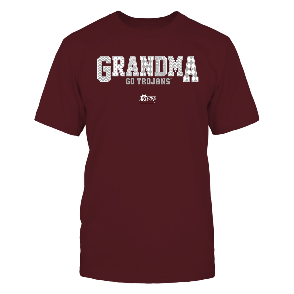 Arkansas Little Rock Trojans - 19070910462 - Grandma - Slogan- Patterned - IF13-IC13-DS45 Front picture