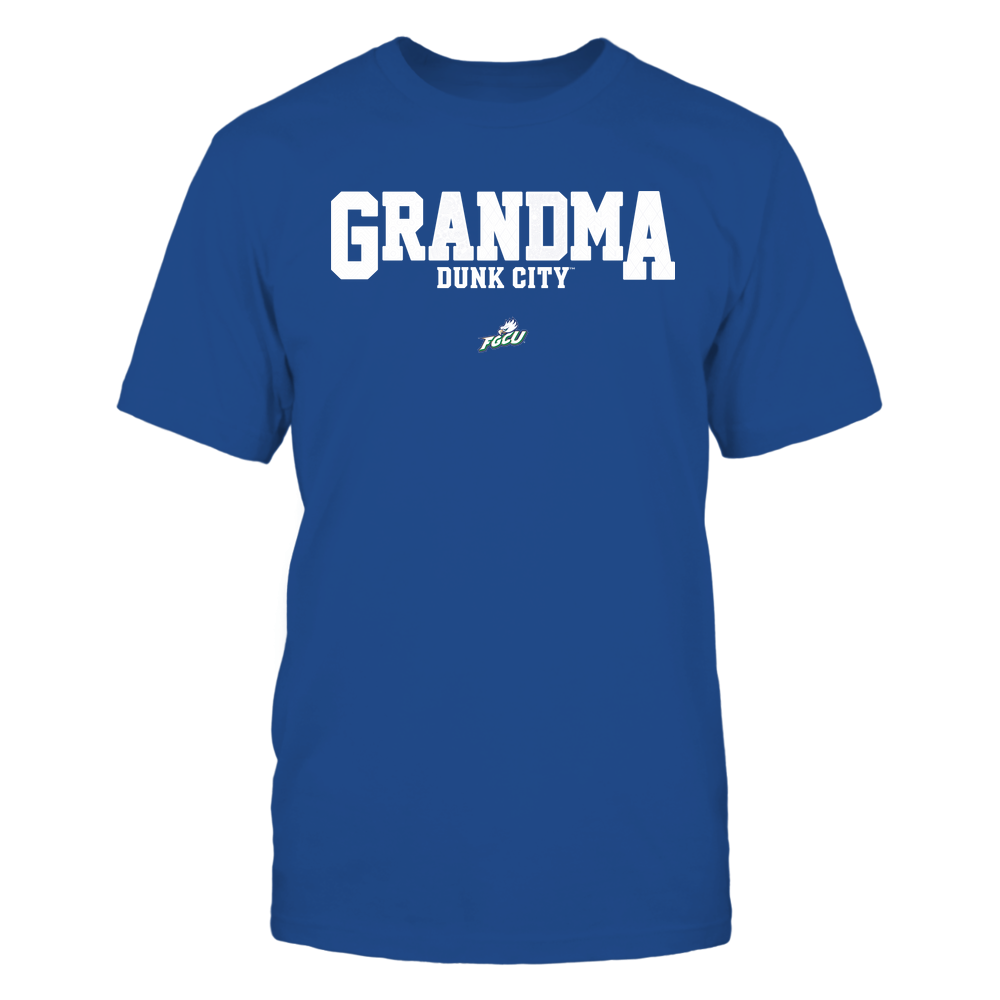 Florida Gulf Coast Eagles - 19070910462 - Grandma - Slogan- Patterned - IF13-IC13-DS45 Front picture
