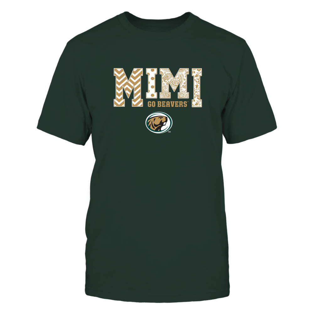 Bemidji State Beavers - 19070910463 - Mimi - Slogan- Patterned - IF13-IC13-DS27 Front picture