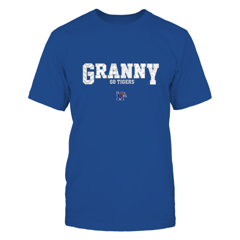 Memphis Tigers - 19070910466 - Granny - Slogan- Patterned - IF13-IC13-DS63 Front picture