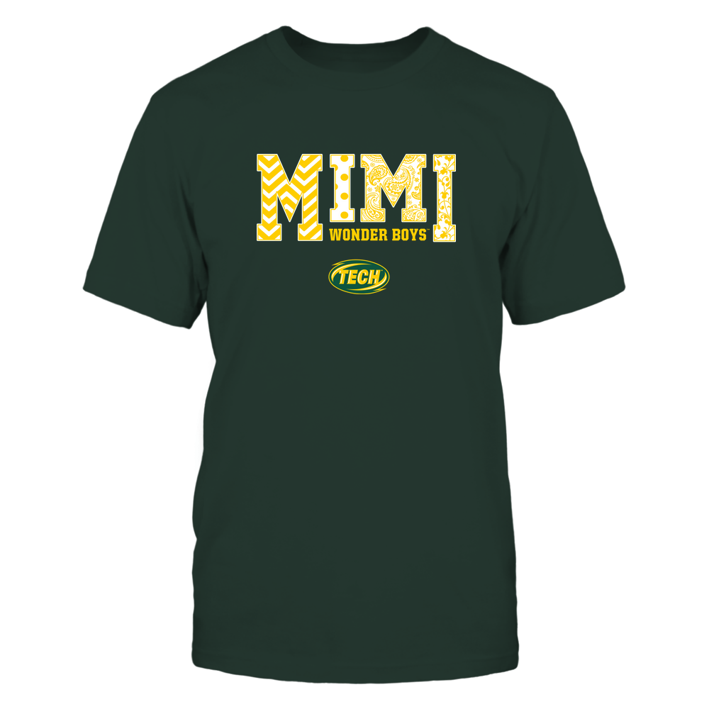 Arkansas Tech Golden Suns - 19070910463 - Mimi - Slogan- Patterned - IF13-IC13-DS27 Front picture