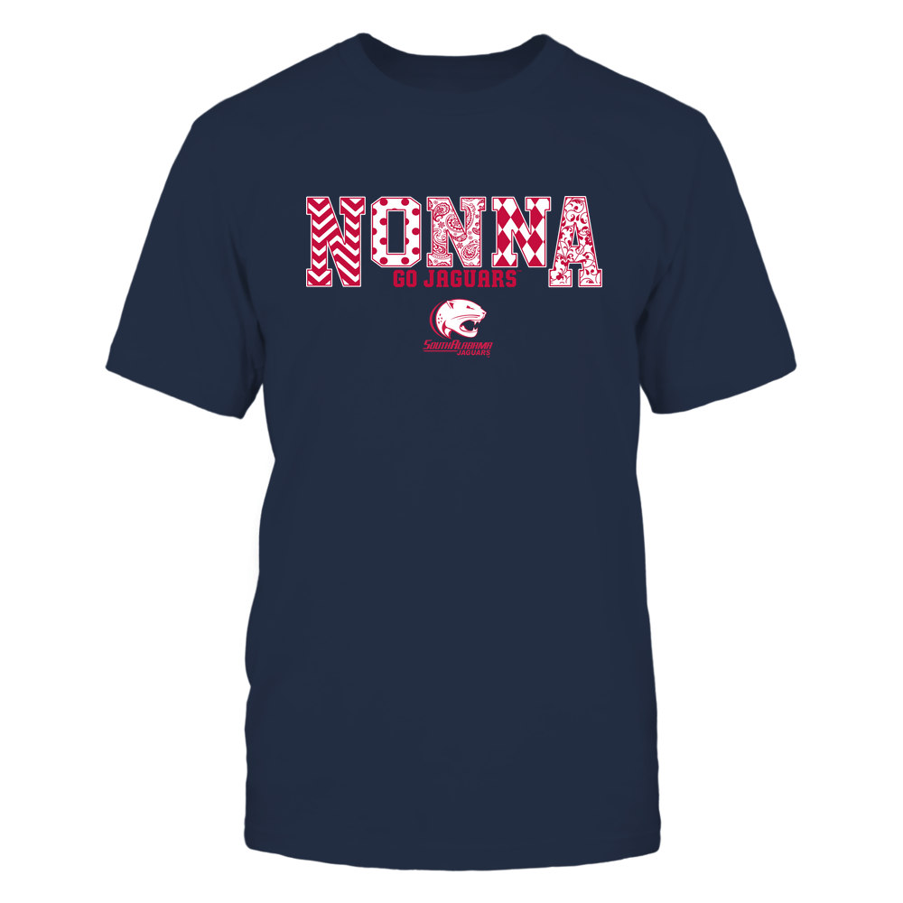 South Alabama Jaguars - 19070910464 - Nonna - Slogan- Patterned - IF13-IC13-DS27 Front picture