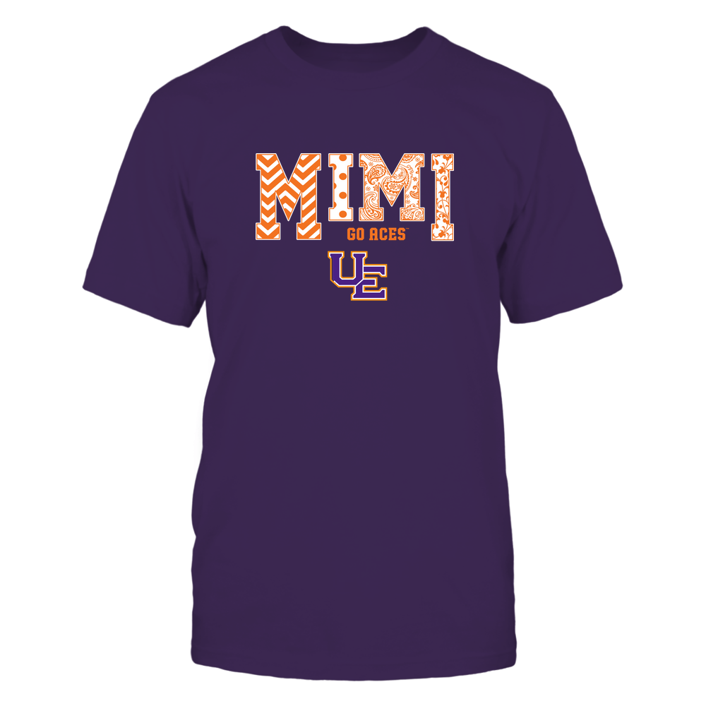 Evansville Purple Aces - 19070910463 - Mimi - Slogan- Patterned - IF13-IC13-DS27 Front picture