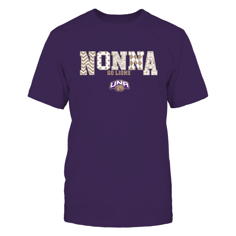 North Alabama Lions - 19070910464 - Nonna - Slogan- Patterned - IF13-IC13-DS27 Front picture