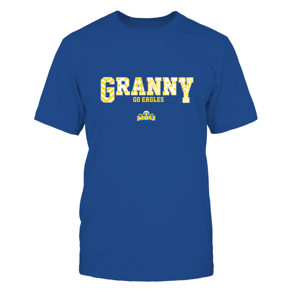 Morehead State Eagles - 19070910466 - Granny - Slogan- Patterned - IF13-IC13-DS63 Front picture