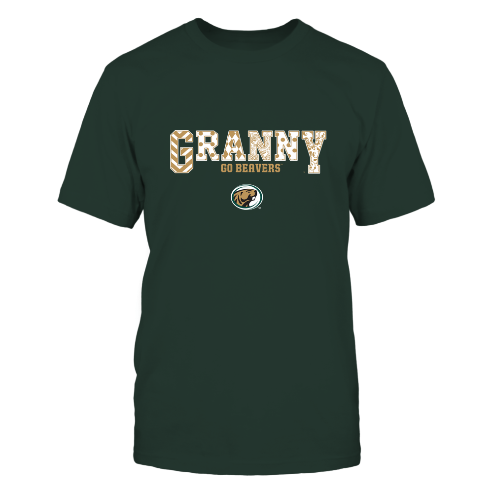 Bemidji State Beavers - 19070910466 - Granny - Slogan- Patterned - IF13-IC13-DS63 Front picture