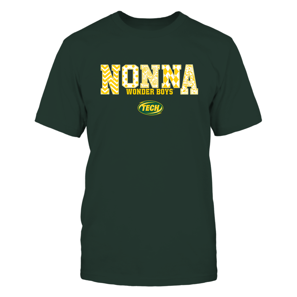 Arkansas Tech Golden Suns - 19070910464 - Nonna - Slogan- Patterned - IF13-IC13-DS27 Front picture