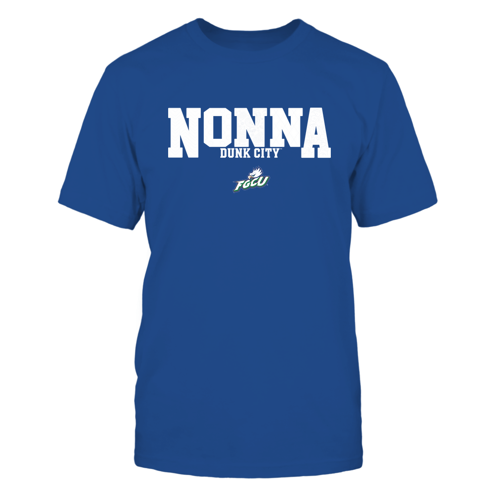 Florida Gulf Coast Eagles - 19070910464 - Nonna - Slogan- Patterned - IF13-IC13-DS27 Front picture