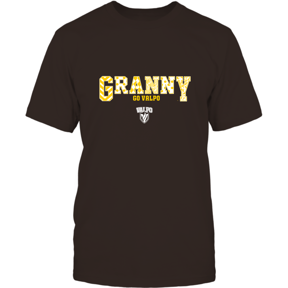 Valparaiso Crusaders - 19070910466 - Granny - Slogan- Patterned - IF13-IC13-DS63 Front picture