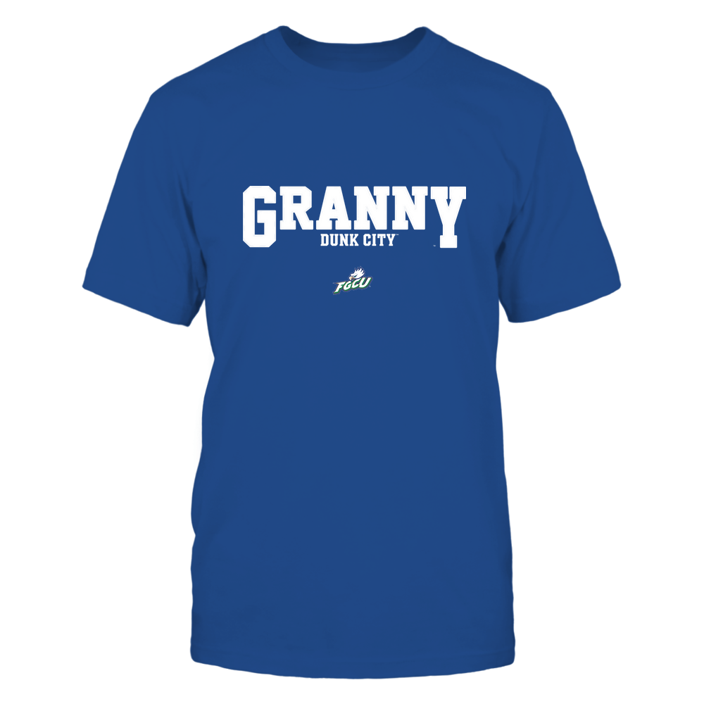 Florida Gulf Coast Eagles - 19070910466 - Granny - Slogan- Patterned - IF13-IC13-DS63 Front picture