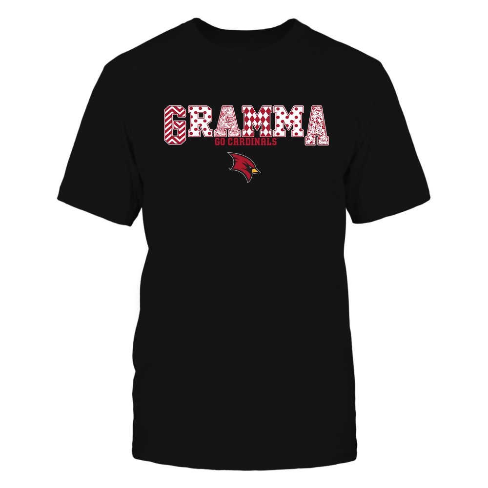 Saginaw Valley State Cardinals - 19070910468 - Gramma - Slogan- Patterned - IF13-IC13-DS75 Front picture