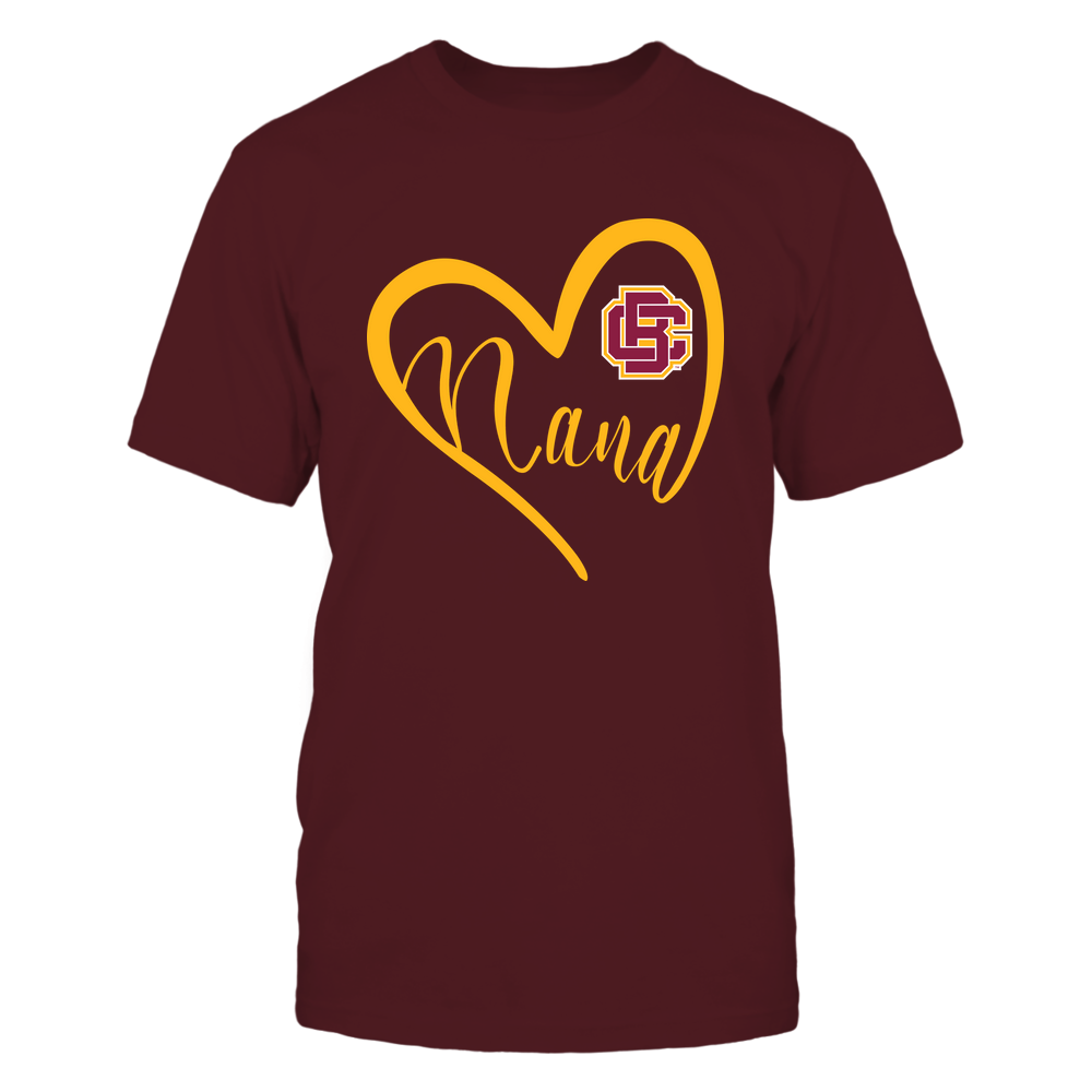 Bethune-Cookman Wildcats - 19070910110 - Heart Nana - IF13-IC13-DS45 Front picture