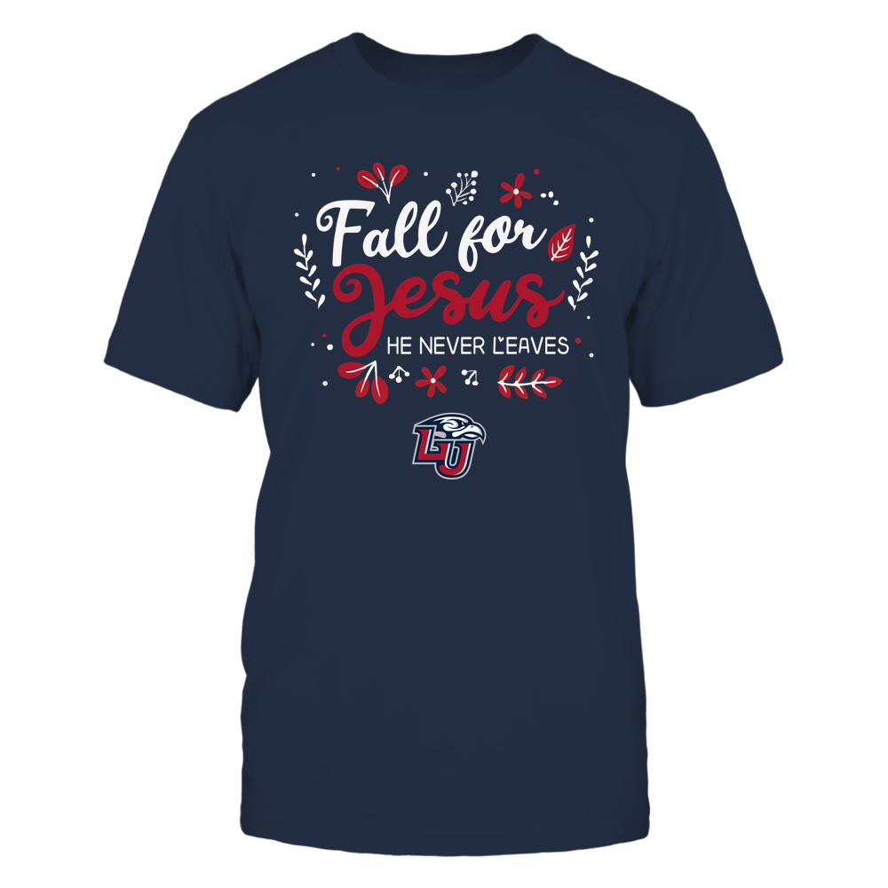 Liberty Flames - Fall For Jesus - IF32-IC32-DS75 Front picture