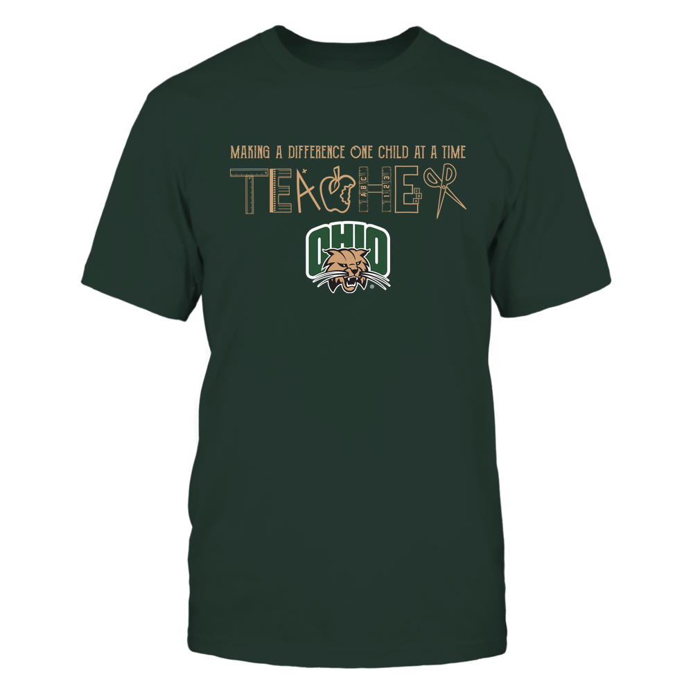 Ohio Bobcats - Teacher Logo - Team Front picture