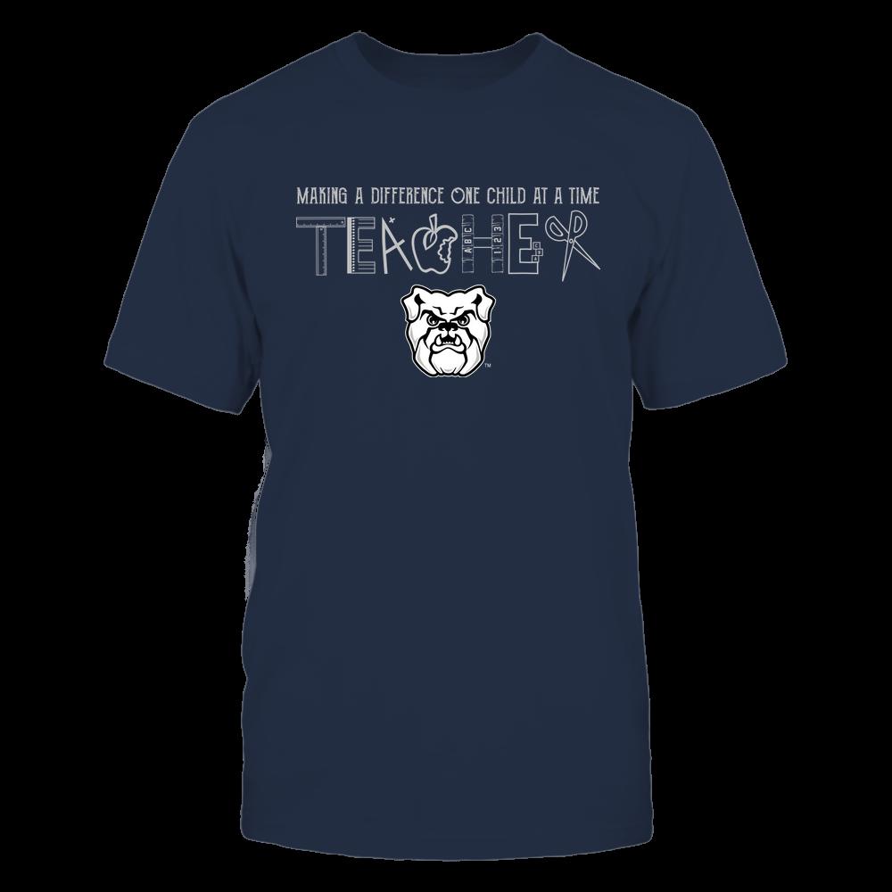 Butler Bulldogs - Teacher Logo - Team Front picture