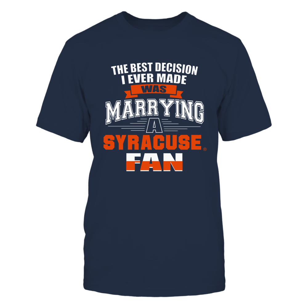 Best Decision - Syracuse Orange Front picture
