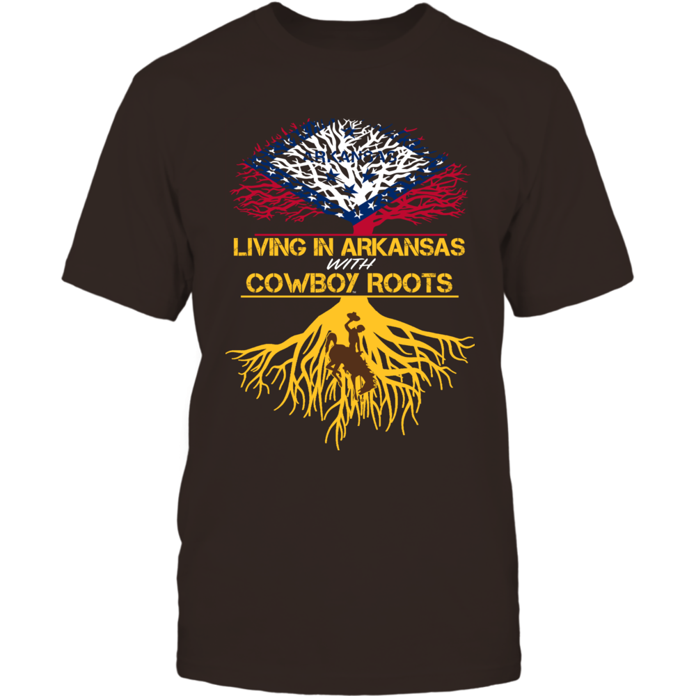 Wyoming Cowboys - Living Roots Arkansas Front picture