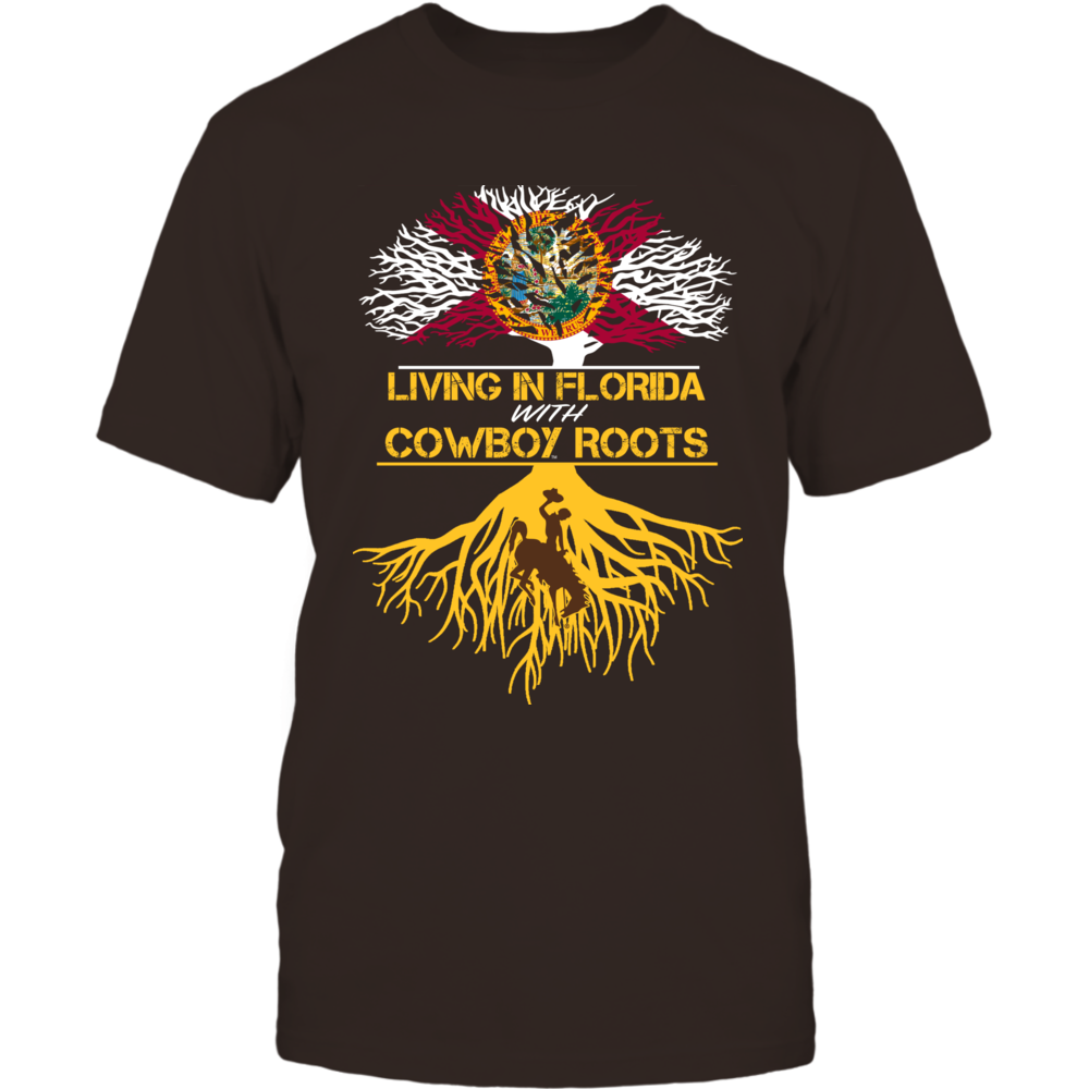 Wyoming Cowboys - Living Roots Florida Front picture