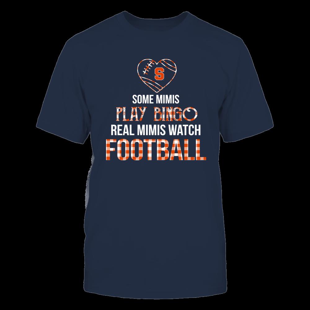 Syracuse Orange - Real Mimis Watch Football - Bingo Front picture