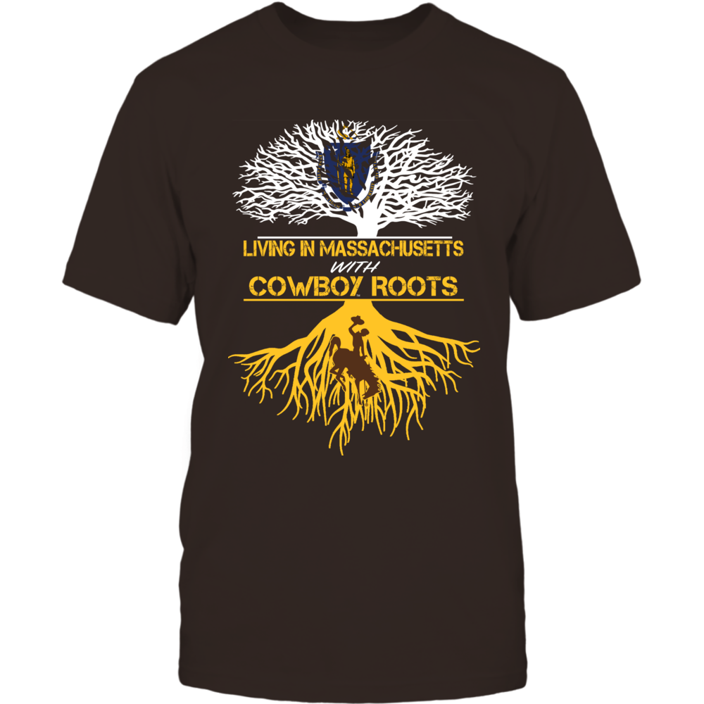 Wyoming Cowboys - Living Roots Massachusetts Front picture