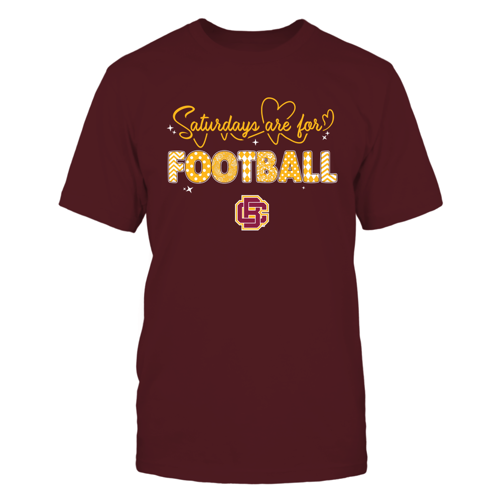 Bethune-Cookman Wildcats - Saturdays Are For Football - Team Front picture