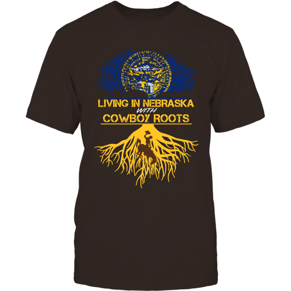 Wyoming Cowboys - Living Roots Nebraska Front picture