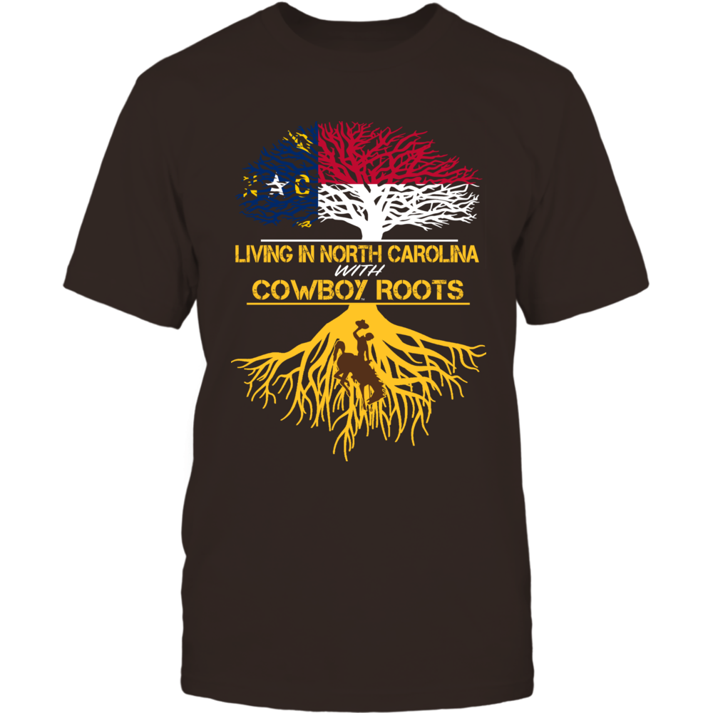 Wyoming Cowboys - Living Roots North Carolina Front picture