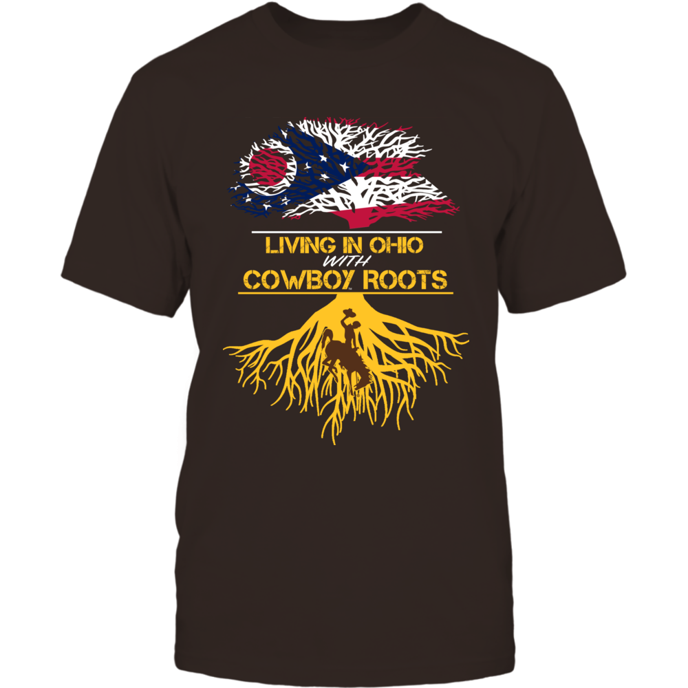 Wyoming Cowboys - Living Roots Ohio Front picture