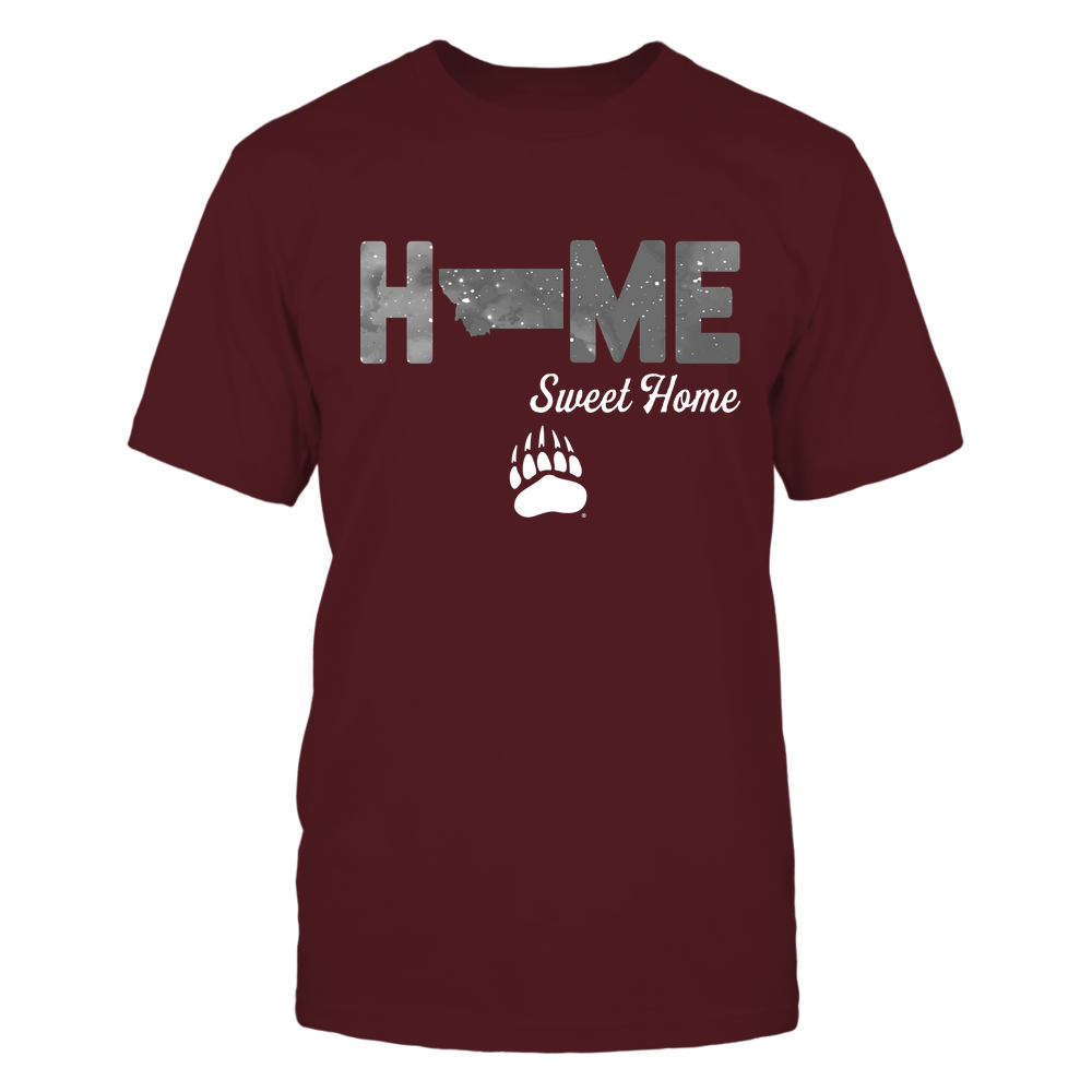 Montana Grizzlies - Home Sweet Home - Galaxy - IF32-IC32-DS64 Front picture