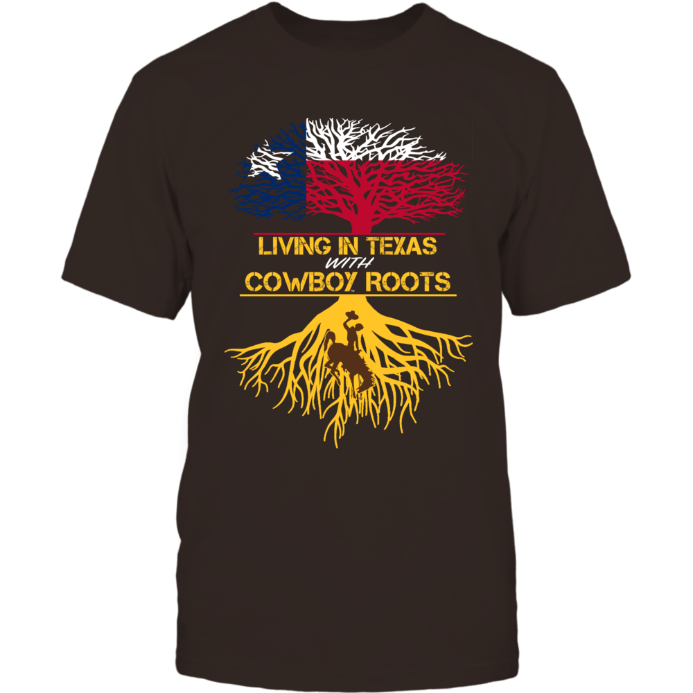 Wyoming Cowboys - Living Roots Texas Front picture