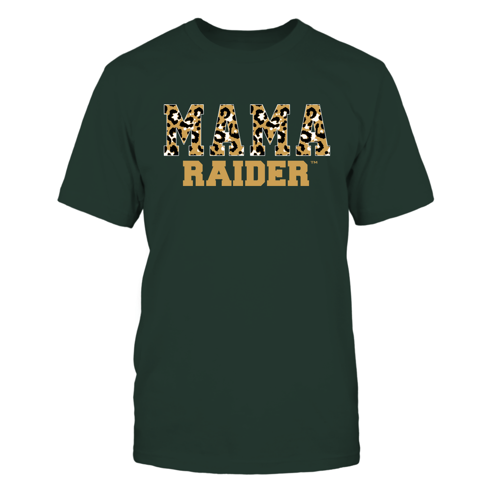 Wright State Raiders - Mama - Mascot - Slogan Pattern Front picture