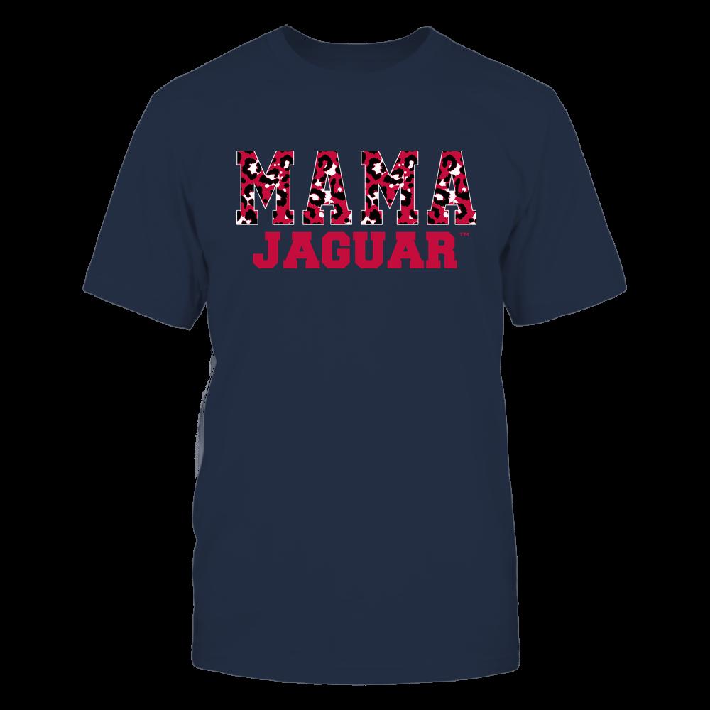 South Alabama Jaguars - Mama - Mascot - Slogan Pattern Front picture