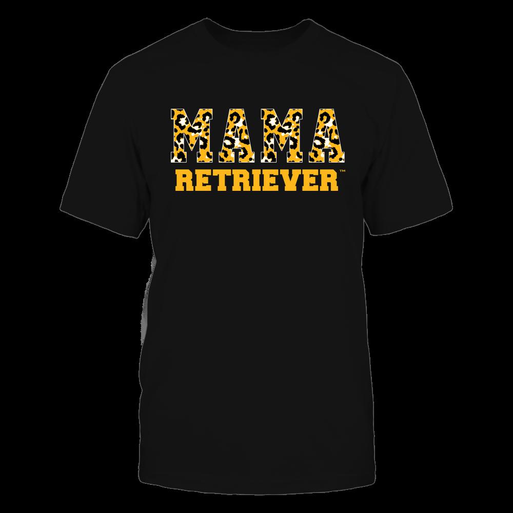 UMBC Retrievers - Mama - Mascot - Slogan Pattern Front picture