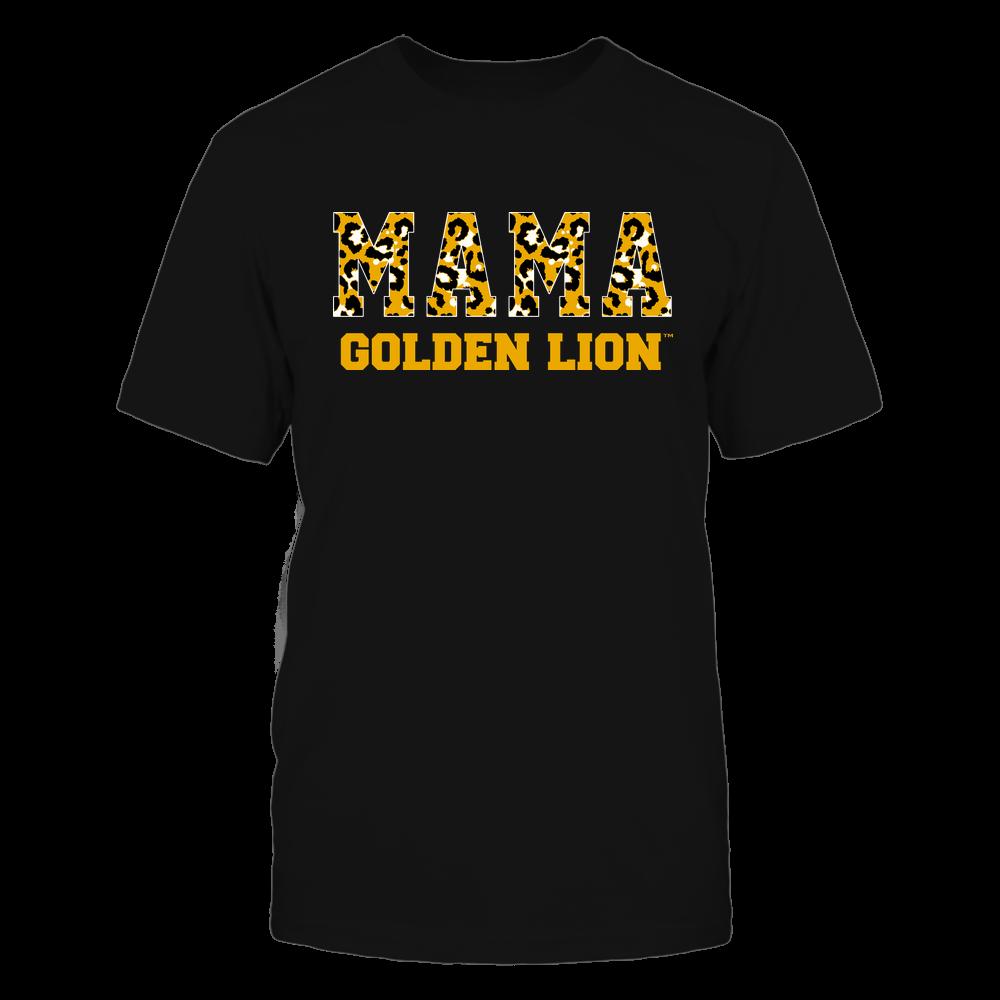 Arkansas Pine Bluff Golden Lions - Mama - Mascot - Slogan Pattern Front picture