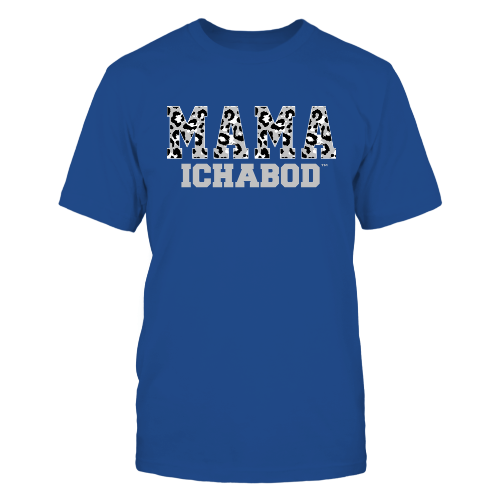 Washburn Ichabods - Mama - Mascot - Slogan Pattern Front picture