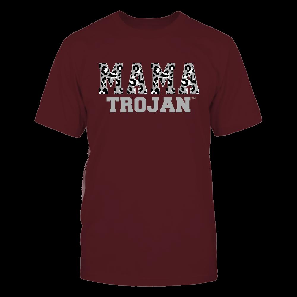 Arkansas Little Rock Trojans - Mama - Mascot - Slogan Pattern Front picture