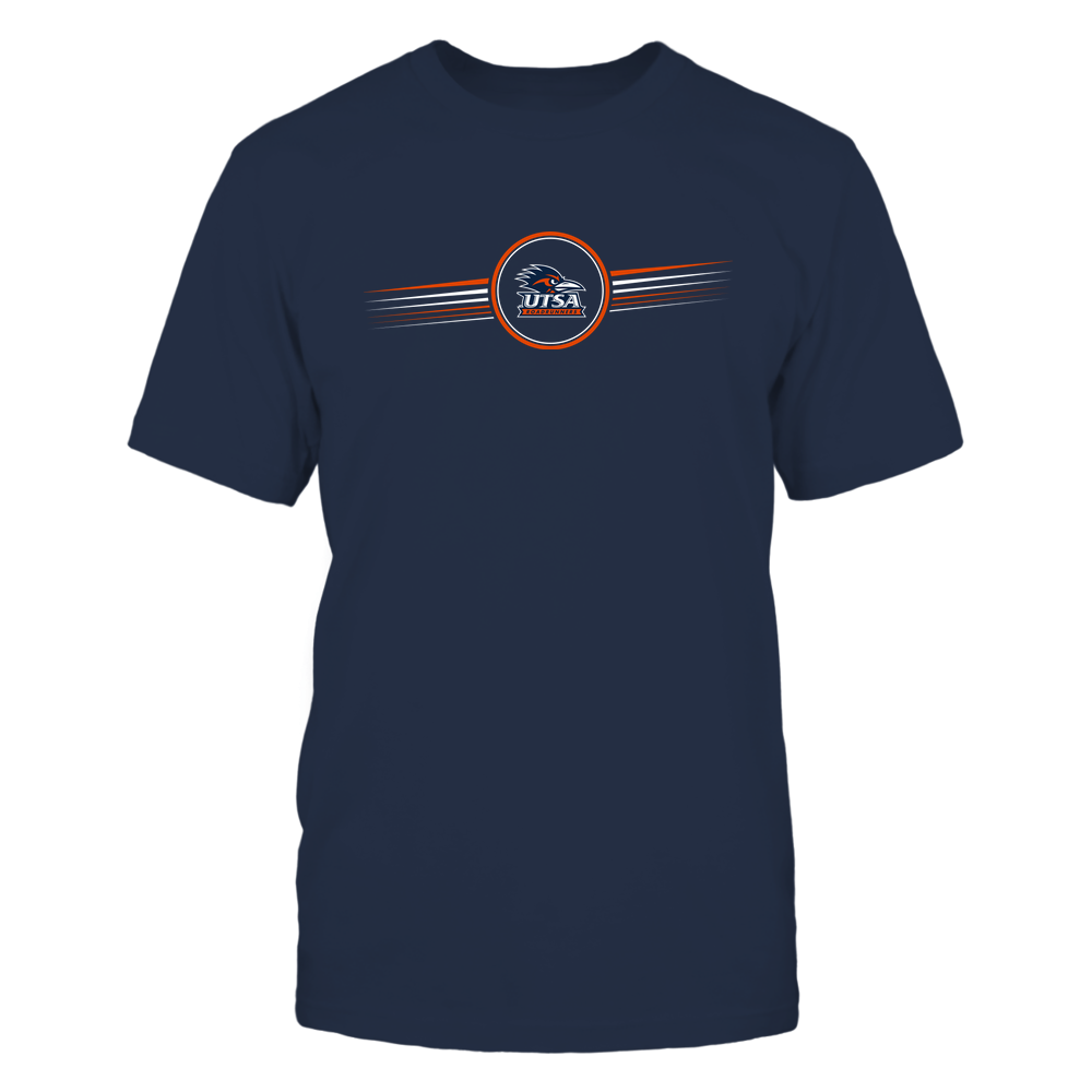 UTSA Roadrunners - Horizontal Stripes - Logo Front picture