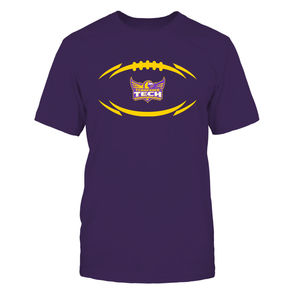 Tennessee Tech Golden Eagles - Modern Football 2 - Logo Front picture