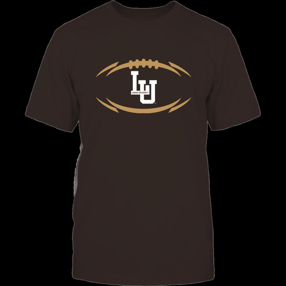Lehigh Mountain Hawks - Modern Football 2 - Logo Front picture