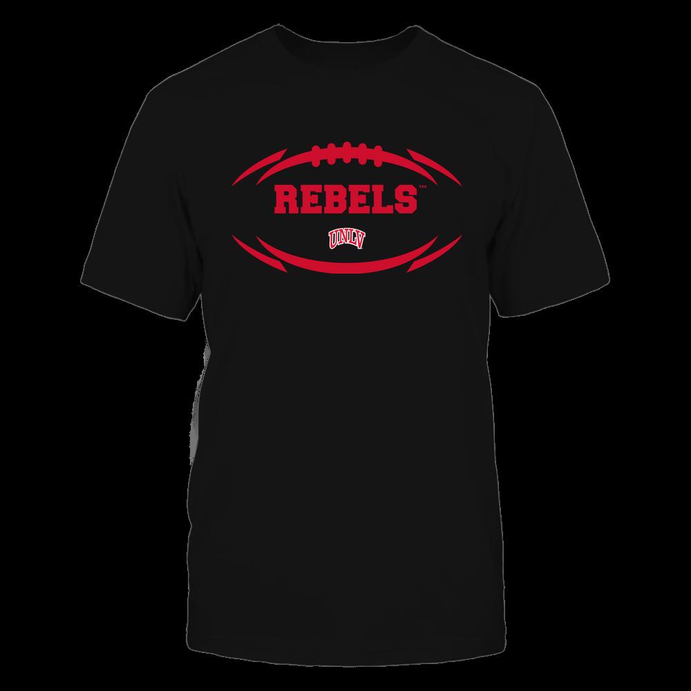 UNLV Rebels - Modern Football 2 - Mascot - Logo Front picture