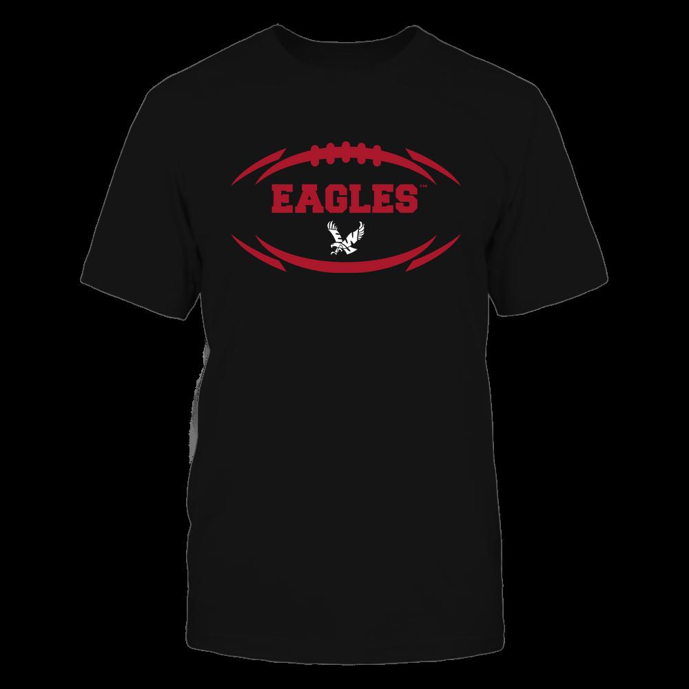 Eastern Washington Eagles - Modern Football 2 - Mascot - Logo Front picture