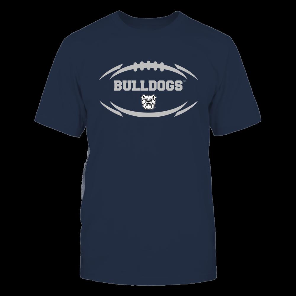 Butler Bulldogs - Modern Football 2 - Mascot - Logo Front picture