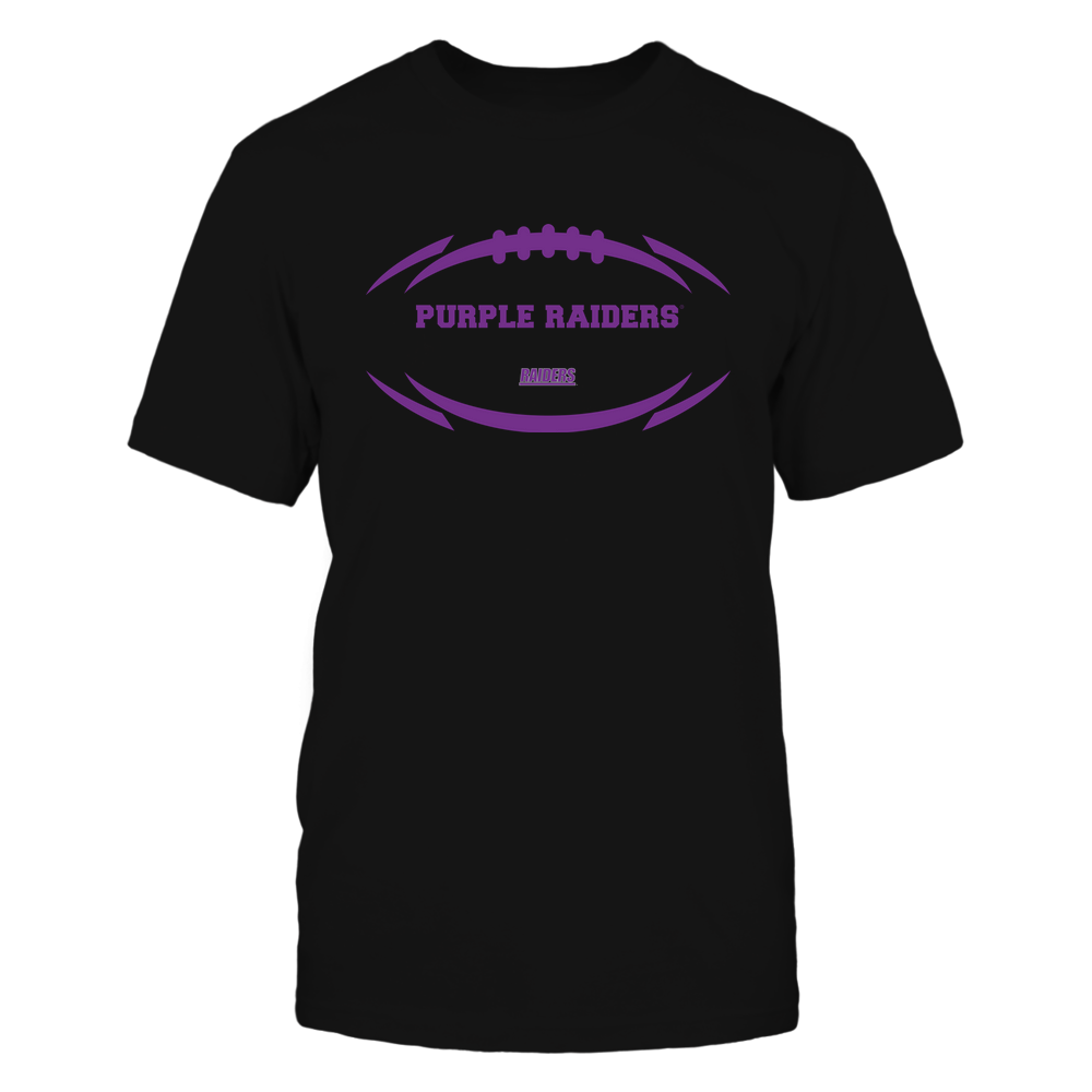 Mount Union Raiders - Modern Football 2 - Mascot - Logo Front picture