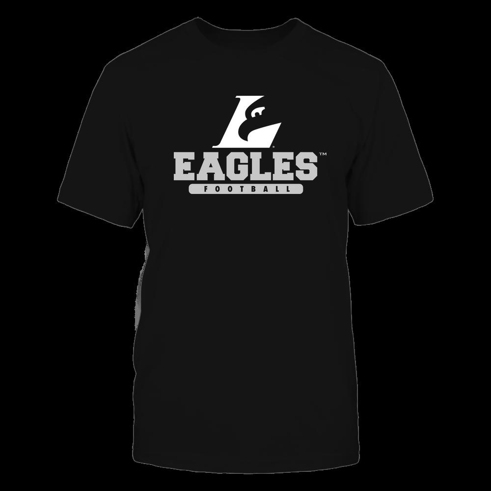 Wisconsin-La Crosse Eagles - Mascot - Logo - Football Front picture