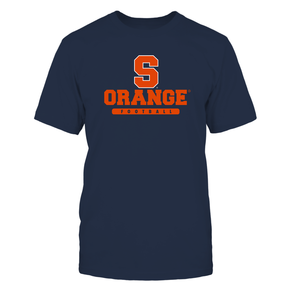Syracuse Orange - Mascot - Logo - Football Front picture