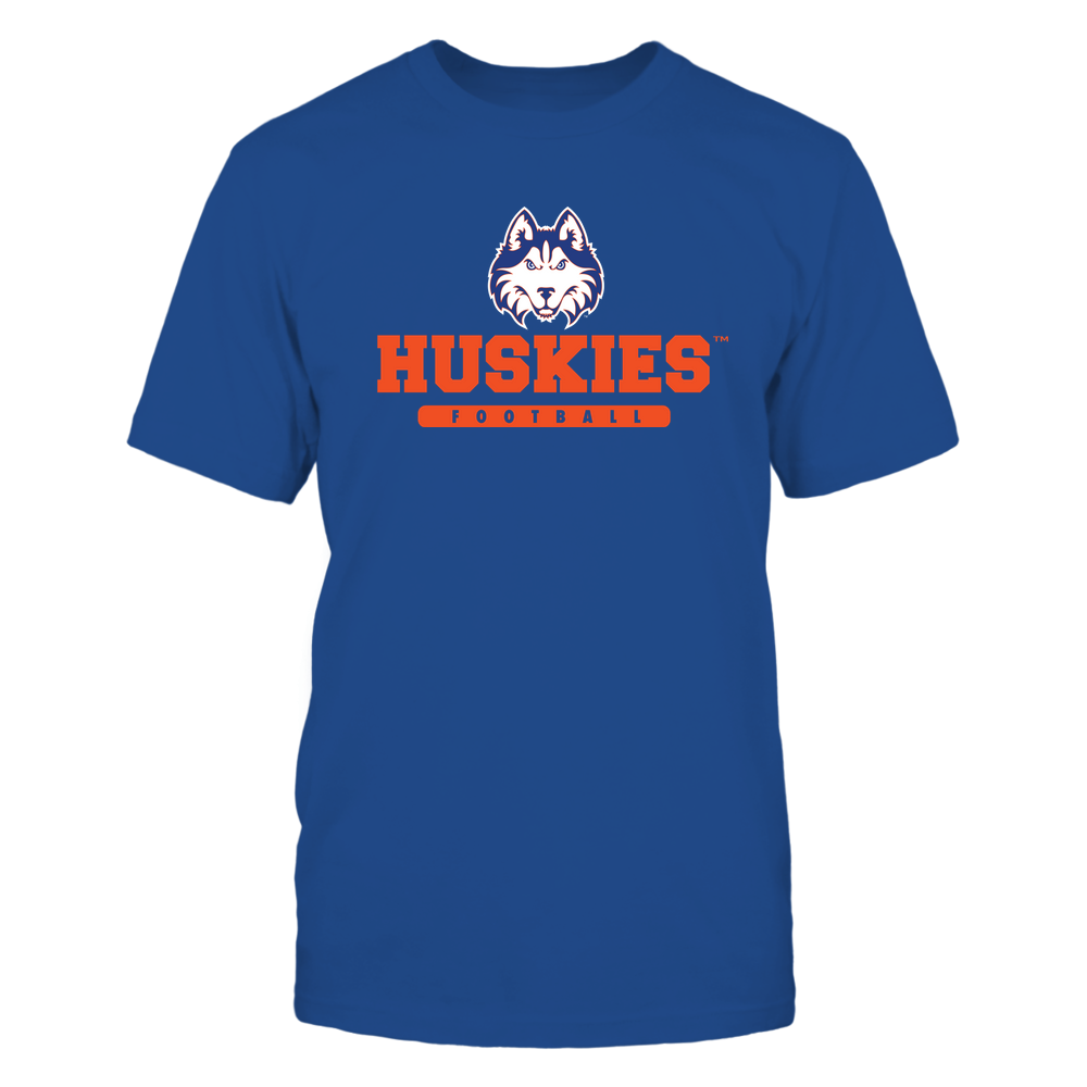 Houston Baptist Huskies - Mascot - Logo - Football Front picture