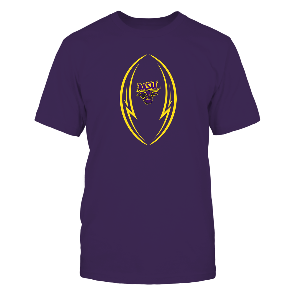 Minnesota State Mavericks - FP Classic - Modern Football Front picture