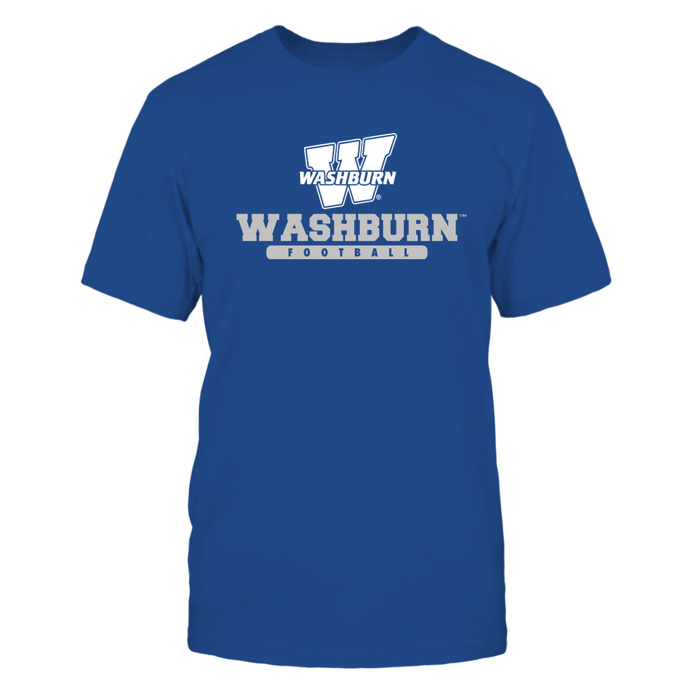 Washburn Ichabods - School - Logo - Football Front picture