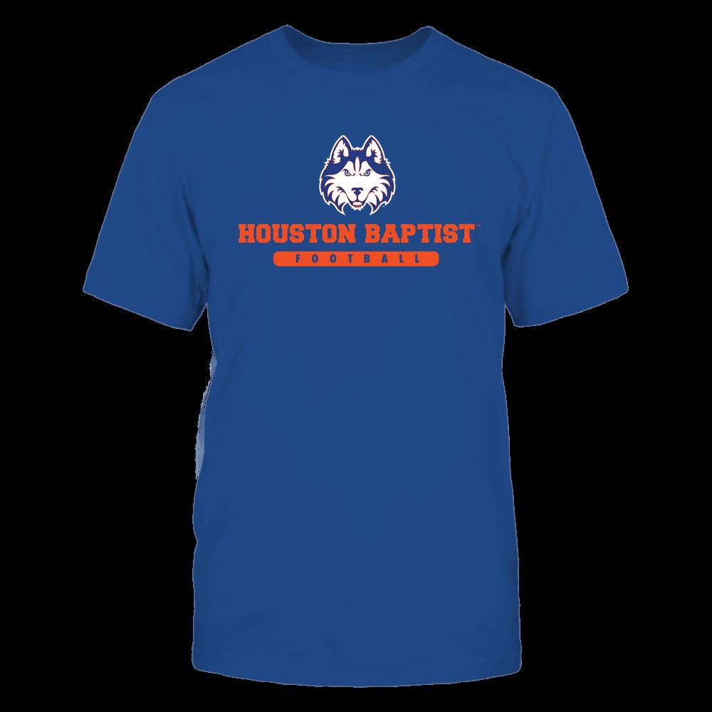 Houston Baptist Huskies - School - Logo - Football Front picture